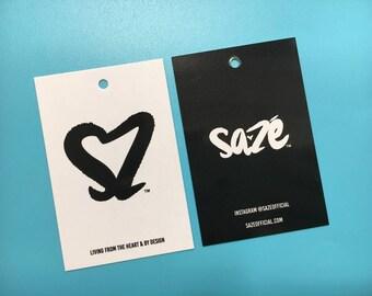 300 Custom Hang tag, Custom price tag, Custom paper tags,, Custom clothing labels,Clothing tags, Clothing hang tag, Clothing label tag