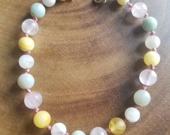 Post Partum Anxiety Relief + Lactation Support Bracelet