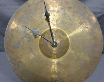 Antique Cymbal Clock