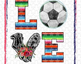 722 Love Soccer