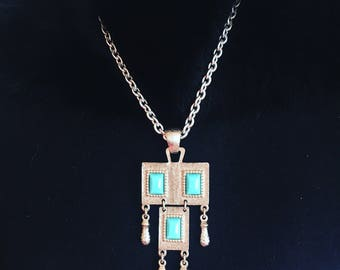 Sarah Coventry pendant