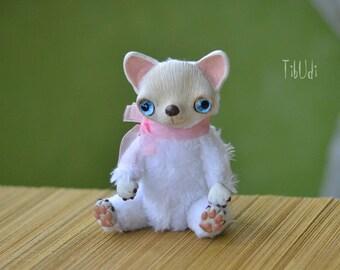 Handmade dog chihuahua pup