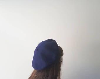 NAVY BLUE BERET