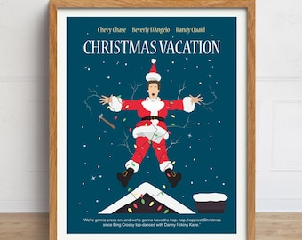 Christmas Vacation Etsy