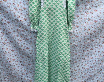 Vintage Empire dress by Laura Ashley