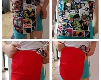 Ostomy Bag Covers, Mixed Designs