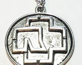 Rammstein Necklace