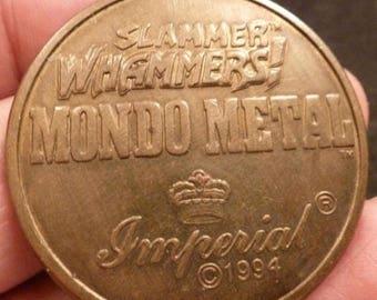 O Canada Sale Slammer Whammer 1994