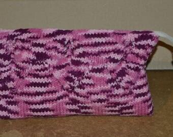 Fuchsia knit Kit
