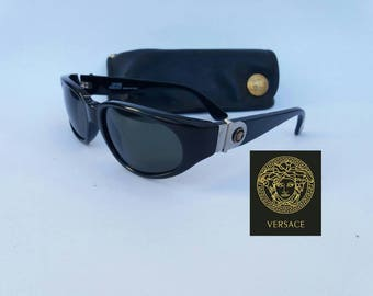 Gianni versace vintage sunglasses occhiale da sole