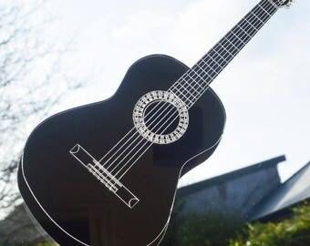 Flamenco Spanish Guitar Acrylic Mirror