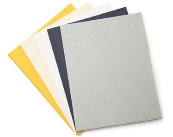 Darice® Shimmer Cardstock Value Pack - 5 Assorted Colors - 8.5 x 11 - 50 sheets