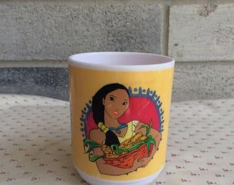 Disney Pocahontas cup