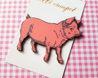 Porky pig | Etsy