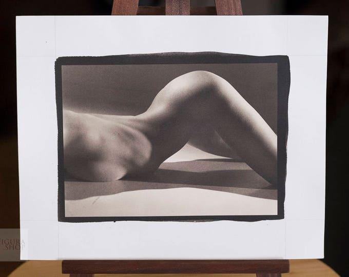 Featured listing image: Nude Palladium Print: Nude No. 3073