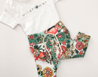 Wildflower Outfit