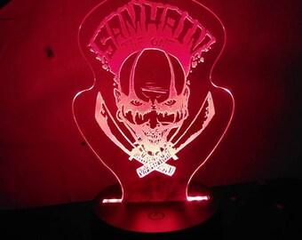 Samhain Acrylic LED Stand