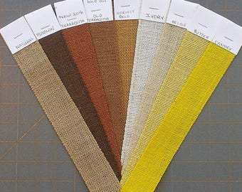 NATURALS/YELLOWS - Wedding Colors - Contact us for an order & if you dont see your color!
