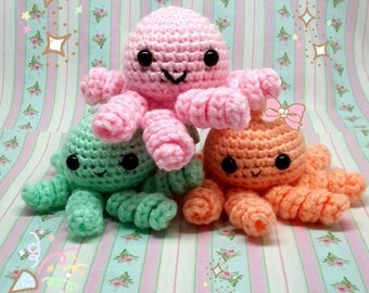 Made to Order Amigurumi Octopus