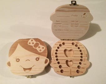 Tooth Keepsake Boxes, Boy Keepsake Box, Tooth Boxes, Keepsake Boxes, Girl Keepsake Box, Childs Keepsake Box, Memory Box