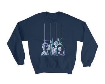 Pole Dance Fleece Sweatshirt || Pole Sisters