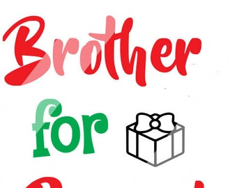 Christmas will trade Brother  Cricut Silhouette, Die Cut Machines.  Scan n cut       Svg /DFX
