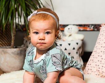 Girls A Line Jersey Dress Jersey Tunic Dress Organic 6-9 Months