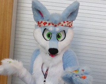 Artistic Liberty Canine Fursuit Head  (NOT ONES PICTURED)