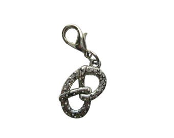 Pretzel pendant of charms charm bracelet Exchange trailer 3D trailers