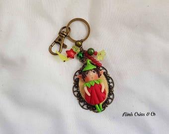 Jewelry bag IMP polymer clay