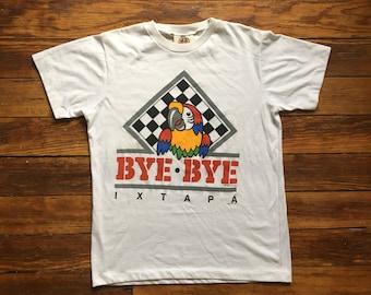 Vintage Bye Bye Ixtapa Tee