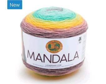 Mandala Yarn - Lion Brand - Valkyrie