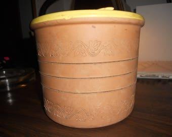 Nice Vintage Clay Planter