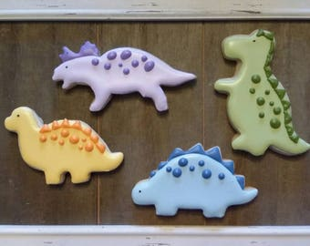 Colorful Dinosaurs!