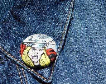 Marvel Avengers Thor lapel pin