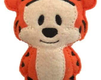 Tigger inspired Catnip Toy