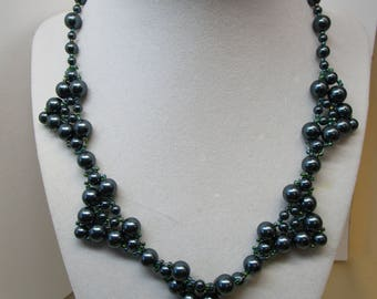 Swarovski Pearl Necklace