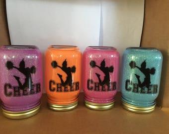 Cheer Night Light, Cheer gift, Cheer team gift, Cheerleader, cheerleader gift,