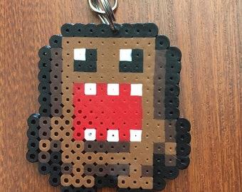 Domo Perler Keychain