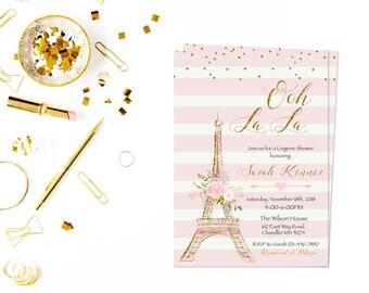 Paris bridal shower card,Paris Girl Invitation,Paris Invitation 2,Eiffel Tower Birthday Invite,Paris Birthday Invitation,French Party