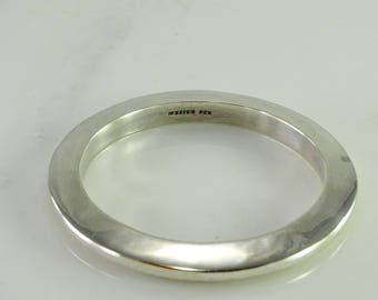 Mexico Sterling Bangle