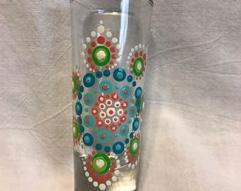 Hand Painted Shot Glass