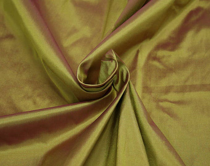 441062-Dupion (wild silk) natural silk 100%, 135/140 cm wide, made in India, dry-washed, weight 108 gr