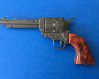Little Vintage Child's Toy Cap Gun Made in the UK