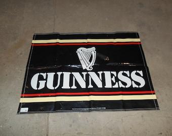 Guinness Vinyl Banner