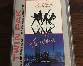 The Nylons Two Complete Albums Cassette Tape