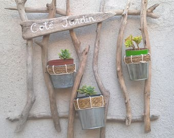 Medium Driftwood for small plants