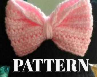 3D Deluxe Beauty Bow PDF Pattern