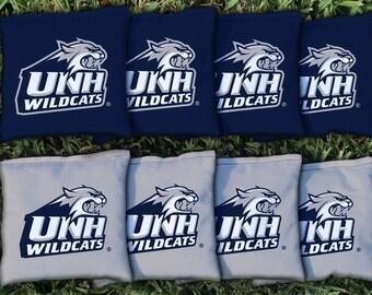 New Hampshire Wildcats Cornhole Bag Set
