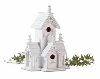 Victorian Garden Birdhouse